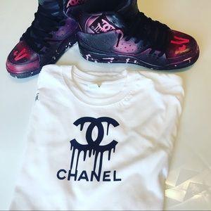 Custom Jordan's